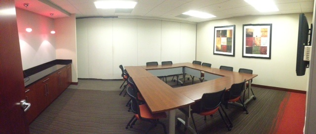 Legislative Room - Davinci Meeting & Workspaces