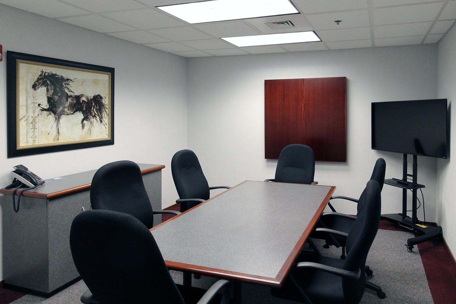Conference Room C - Davinci Meeting & Workspaces