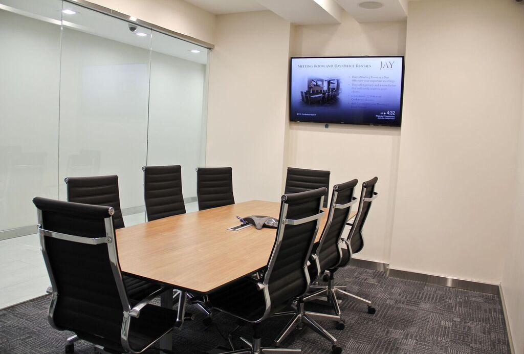 Conference Room F (6th Floor) - Davinci Meeting & Workspaces