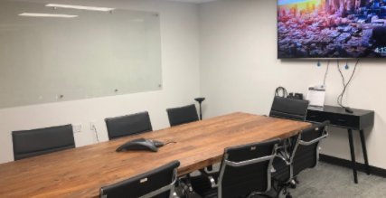 12 Person Conference Room - Davinci Meeting & Workspaces