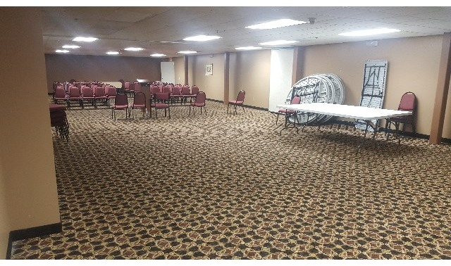 Banquet Hall 1 In Forest Park Ramada Atlanta Airport East